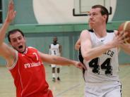 Basketball-Bezirksliga: Aichacher Korbjäger verpatzen Start