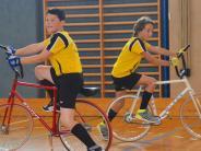 Radball: Neue Mannschaften, bekannte Ergebnisse