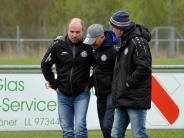 Fußball: Zenkner und Detmar sind raus