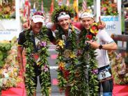 Rekordhalter Don fällt aus: Abteilung Attacke: Kienle und Lange vor Ironman-WM