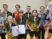 Badminton: Mindelheim holt drei Titel in eigener Halle