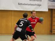 Handball: Dachser ist nicht am Ball