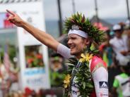 Ironman auf Hawaii: Frodeno: Teil eines Zielsprints sein, wäre absolut legendär