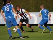 Fußball-Kreisliga: Aichach stellt Affing kalt