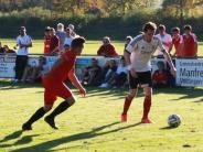 Fußball-Kreisliga Nord: Möttingen hält im Verfolgerduell gut mit