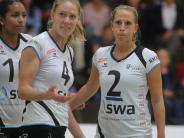 3. Liga: Volleyballerinnen böse erwischt