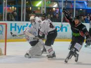 Eishockey: Ein Krimi mit Jubel am Ende