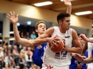 Basketball Regionalliga Südost: Topstar Kangaroos  BG Leitershofen/Stadtbergen - Science City Jena II