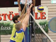 Volleyball: Wieder hakt es im dritten Satz