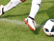 Fußball: Ein Punkt für die Moral