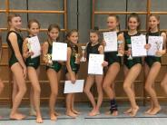 Turnen: TSV Gersthofen ohne Konkurrenz