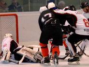 Eishockey, Landesliga: Der Druck war zu groß