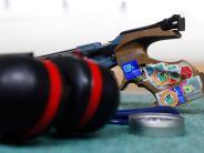 Luftpistole: Erste Überraschung