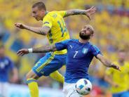 Fußball-WM: Italien trifft in den Play-offs auf Schweden