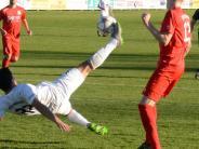 Fußball: Da half auch der tolle Trick nicht