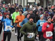 Leichtathletik: Silvesterlauf läuft weiter