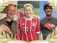 Sportler-Wahl: Abstimmung: Wer wird Sportler des Monats?