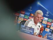 Champions League: FC Bayern will heute gegen Celtic Glasgow Sieg einfahren
