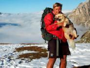 Sportporträt: Extremsportler Konrad Straßmeir überquert zu Fuß die Alpen