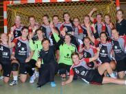 Handball: Da waren's plötzlich zu viele