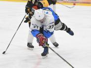 Eishockey: Neuland in neuer Halle