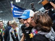 Triathlon-Star: Ironman-Weltmeister Lange: «Urlaub ist erstmal nicht»
