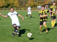 Fußball, Kreisliga: Doppelderby zum Hinrunden-Finale