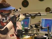 Schießen: Nur Barbara Bleicher zielt genau