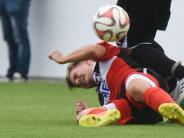 Fußball-Landesliga: Finale einer schmerzhaften Hinrunde