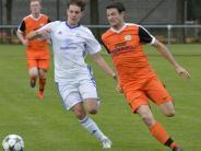 Fußball: Derbyzeit in der Kreisliga: Nächster Sieg für Thannhausen?
