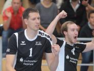 Volleyball: Friedberger wollen wieder jubeln