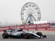 Grand Prix der USA: Vettel-Jagd lahmt: Hamilton Trainingsbester in Austin