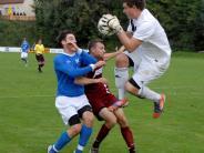 Fußball: Schon viel zu oft abgefangen