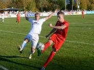 Fußball: Dem Gegner den Ball abjagen