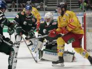 Eishockey: Mit Glück und Boutin