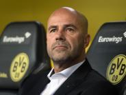 Bundesliga am Samstag: BVB will SpitzeinFrankfurt verteidigen - Bayern beim HSV