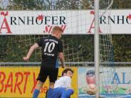 Fußball-Kreisklasse: Gebenhofen geht in Dasing unter