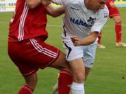 Fußball-Landesliga: Ein Punkt mehr, aber jetzt ganz unten
