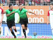 Bundesliga: Hannover lässt den FCA hinter sich