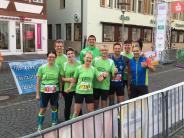 Leichtathletik: Premiere beim Ultramarathon