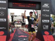 Sportskanone: Vom Torjäger zum Triathleten