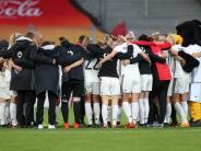 Frauenfußball: DFB-Frauen unter Druck: Überzeugender Sieg gegen Färöer ist Pflicht