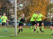 Frauenfußball: SG Biberbach springt an die Tabellenspitze