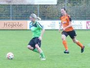 Frauenfußball-Bezirksliga: Verdienter Auswärtserfolg
