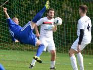 Fußball: Spektakuläre Partie des BCA