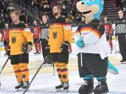 Eishockey: Holzmann tauscht die Nummer