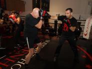Boxen: Einmal im Ring mit einem Ex-Weltmeister