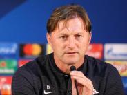 Champions League in Porto: RB nach Geheimtraining gewappnet: Verlieren verboten