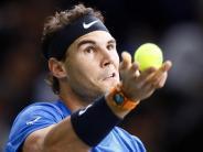 Zverev in Paris raus: Nadal die Nummer eins im Tennis-Jahr 2017