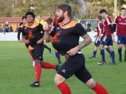 Fußball-Bezirksliga: Ecknachs Polster wächst